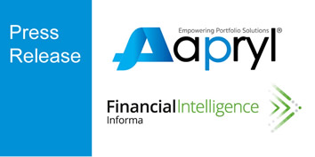 Informa Financial Intelligence's Zephyr Announces Strategic Partnership with Aapryl