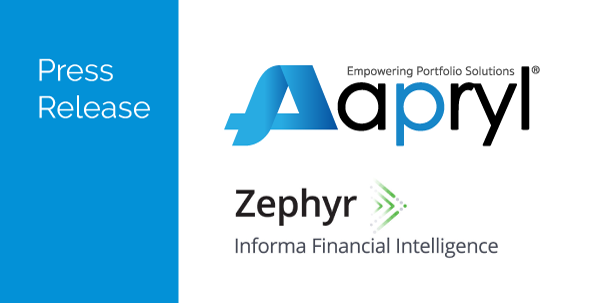 Informa Financial Intelligence's Zephyr and Aapryl Announce 5-Year Partnership Extension